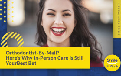 Orthodontist-By-Mail? Here's Why In-Person Care is Still Your Best Bet